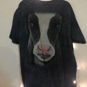 The Mountain Cow Tee